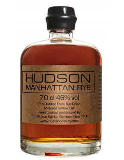 HUDSON Manhattan Rye Whiskey - 1