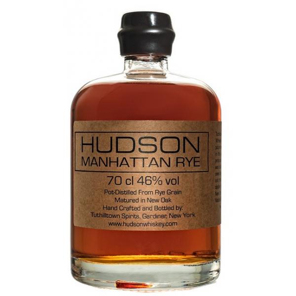 HUDSON Manhattan Rye Whiskey - 1