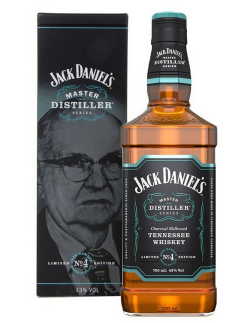 JACK DANIELS MASTER DISTILLER No. 4 - 1
