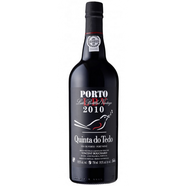 PORTO LATE BOTTLE VINTAGE QUINTA DO TEDO - 1
