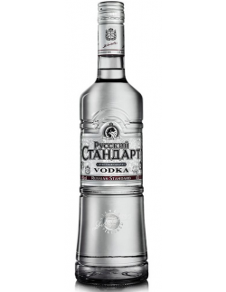 RUSSIAN STANDARD PLATINUM Vodka 1L - 1