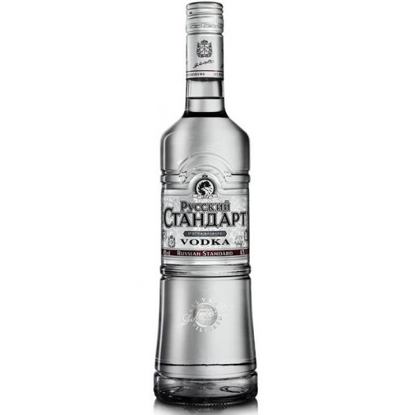 RUSSIAN STANDARD PLATINUM Vodka 1L - 1