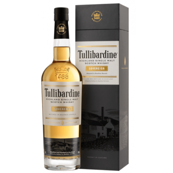 Tullibardine, sovereign - Etui - 1