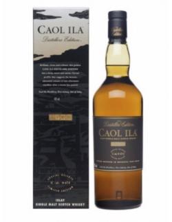 Caol Ila - The distillers Edition, 43% - 1
