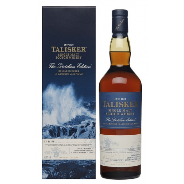 Talisker, the distillers edition single Malt, 45,8% - 1