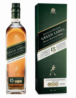 Whisky Johnnie walker 15 ans Green Label 43% - 1
