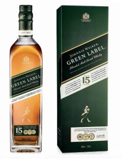 Whisky Johnnie walker 15 ans Green Label 43% - 1