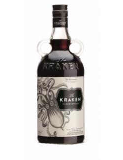 Kraken Black Spiced Rum 47% - 1