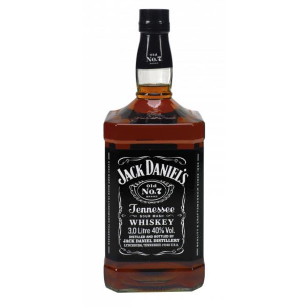 Jack Daniel's Old n°7, 3 Litres - 1