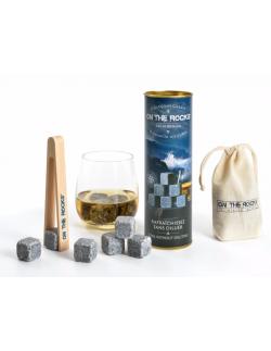 6 Glaçons Granit - Granit Bleu de Lanhélin - 1