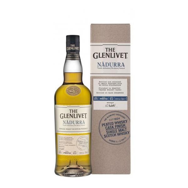 GLENLIVET Nadurra Peated Whisky - 1