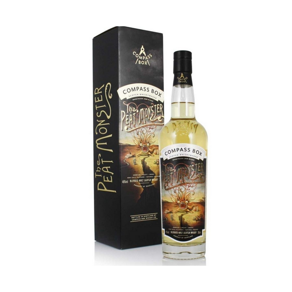 THE PEAT MONSTER Compass box - 1