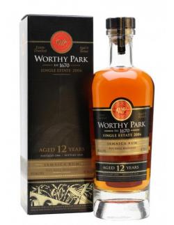 Worthy Park Estate Rum - 1