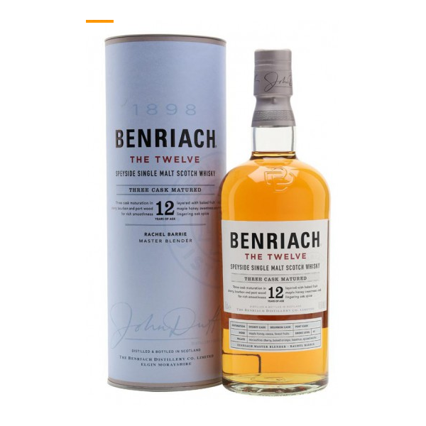 BENRIACH 12 ans The twelve - 1