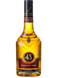 LICOR 43 ou Cuarenta y tres - 1