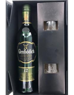 COFFRET GLENFIDDICH 12 ans - 1