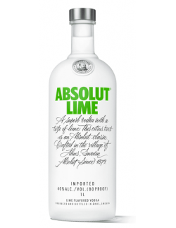 ABSOLUT LIME - 1