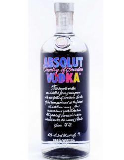 ABSOLUT COUNTRY OF SWEDEN - 1
