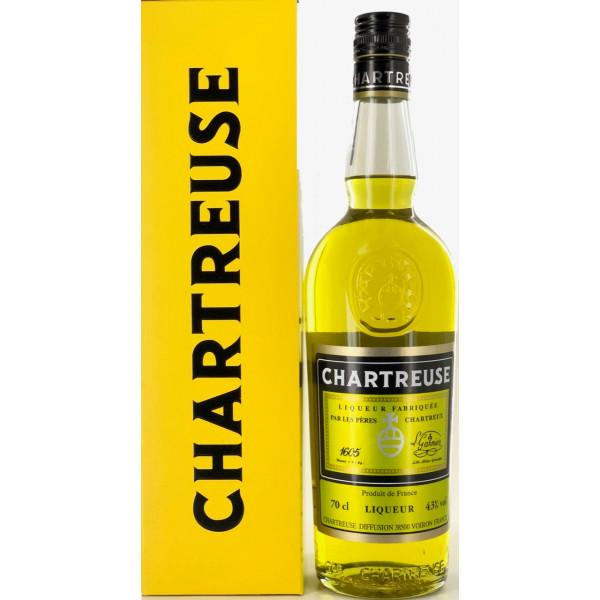 CHARTREUSE JAUNE - 1