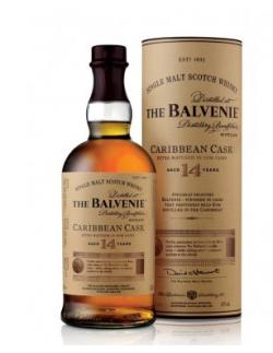 THE BALVENIE 14 ans CARIBBEAN CASK - 1