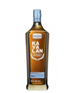 KAVALAN Distillery select n°2 - 1