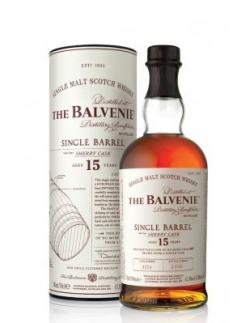 THE BALVENIE 15 ans Barrel Sherry cask - 1