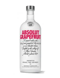 Absolut Grapefruit - 1