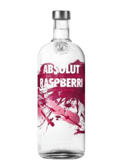 ABSOLUT RASBERRY 1Litre - 1