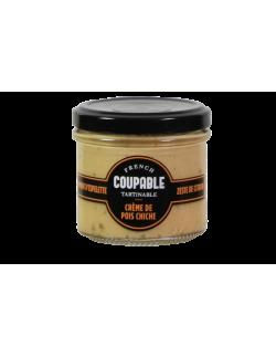 French Coupable - Crème de Pois Chiche, Piment d'espelette AOP, zeste de Citron - 1