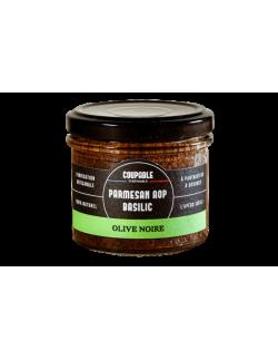 French Coupable - Olive noir, Parmesan AOP, Basilic - 1