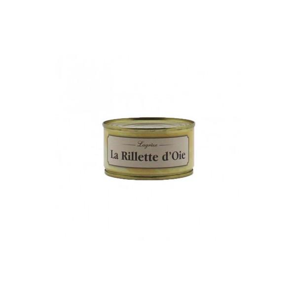 Lagrèze - Rillettes d'oie - 1