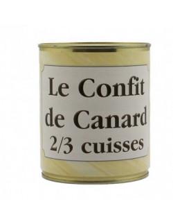 Lagrèze - Le confit de canard du Périgord 760g - 1