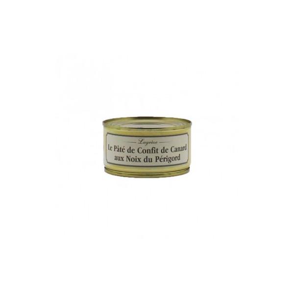 Lagrèze - Pâté au confit de canard et noix du Périgord - 1