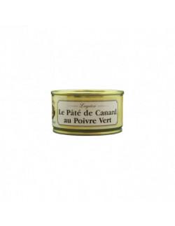 Lagrèze - Pâté de canard au poivre vert - 1