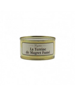 Lagrèze - Terrine de Canard au Magret Fumé - 1