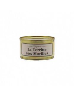 Lagrèze - Terrine aux morilles - 1