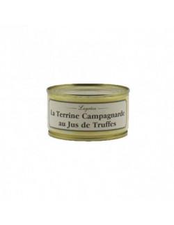 Lagrèze - Terrine Campagnarde au jus de truffe - 1