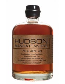 HUDSON Manhattan Rye 46% - 1
