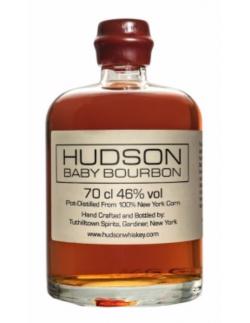 HUDSON Baby Bourbon 46% - 1