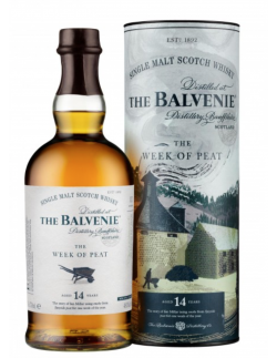 The Balvenie 14 ans The Week Of Peat - 1