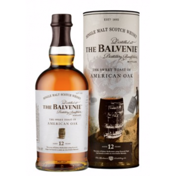 The Balvenie 12 ans, American Oak - 1