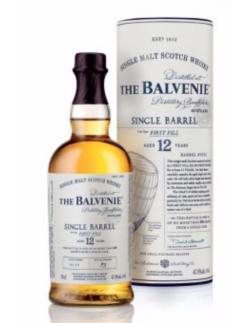 The Balvenie, 12 ans Single Barrel - 1