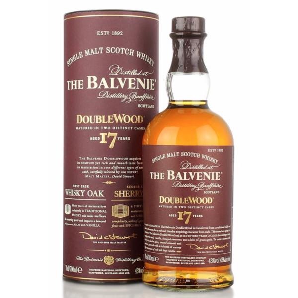 The balvenie 17 ans, Doublewood - 1