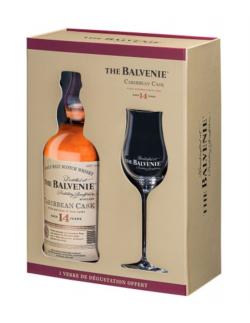 The Balvenie 14 ans, Caribbean Cask Coffret - 1
