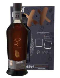 Whisky Glenfiddich projet XX Coffret - 1