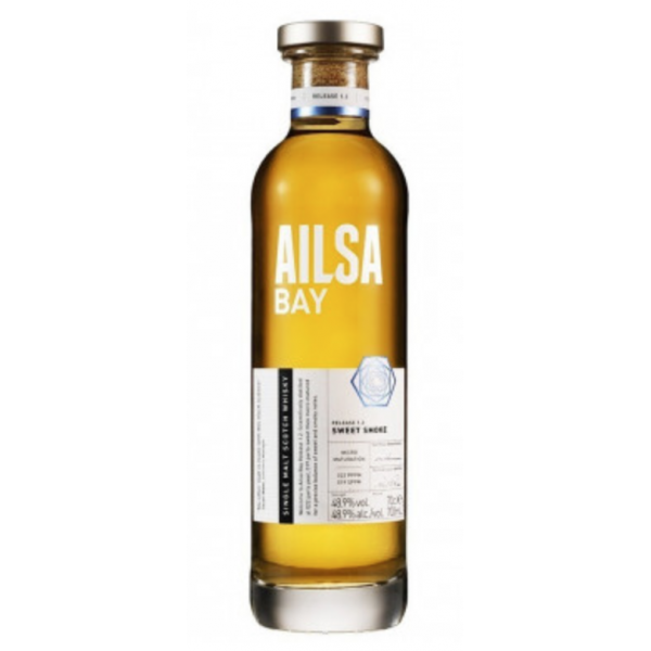 Ailsa Bay, Release 1.2 Sweet Smoke - 1