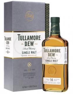 Tullamore DEW 14 ans 41.3 % - 1