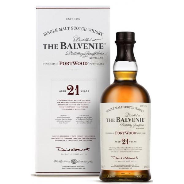 The Balvenie 21 ans, Portwood 40% - 1