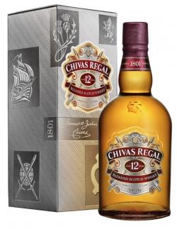CHIVAS REGAL 12 ANS - 1