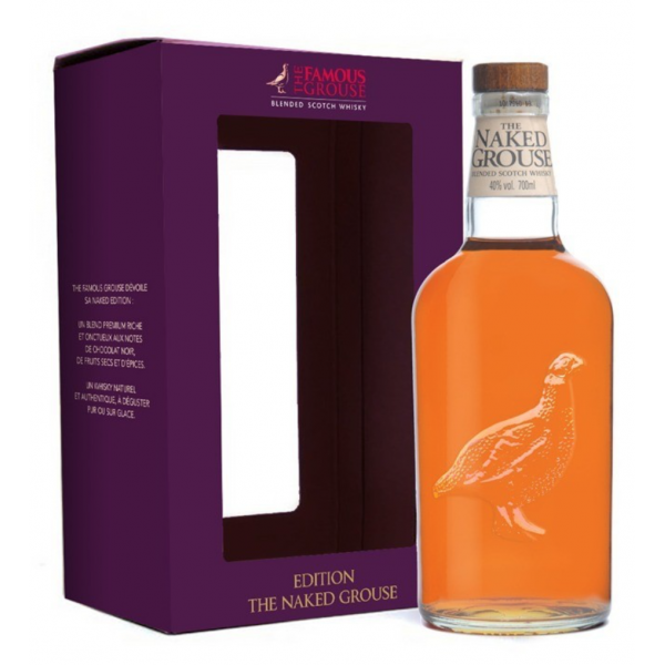 THE NAKED GROUSE - 1